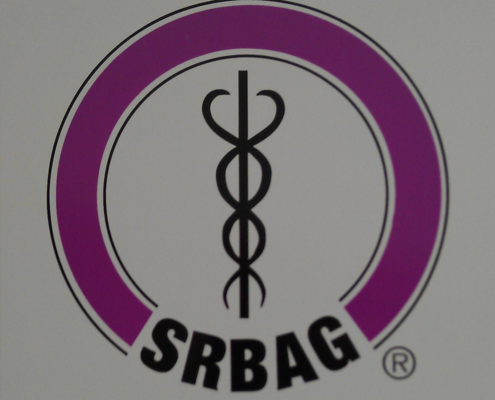 SRBAG aangesloten